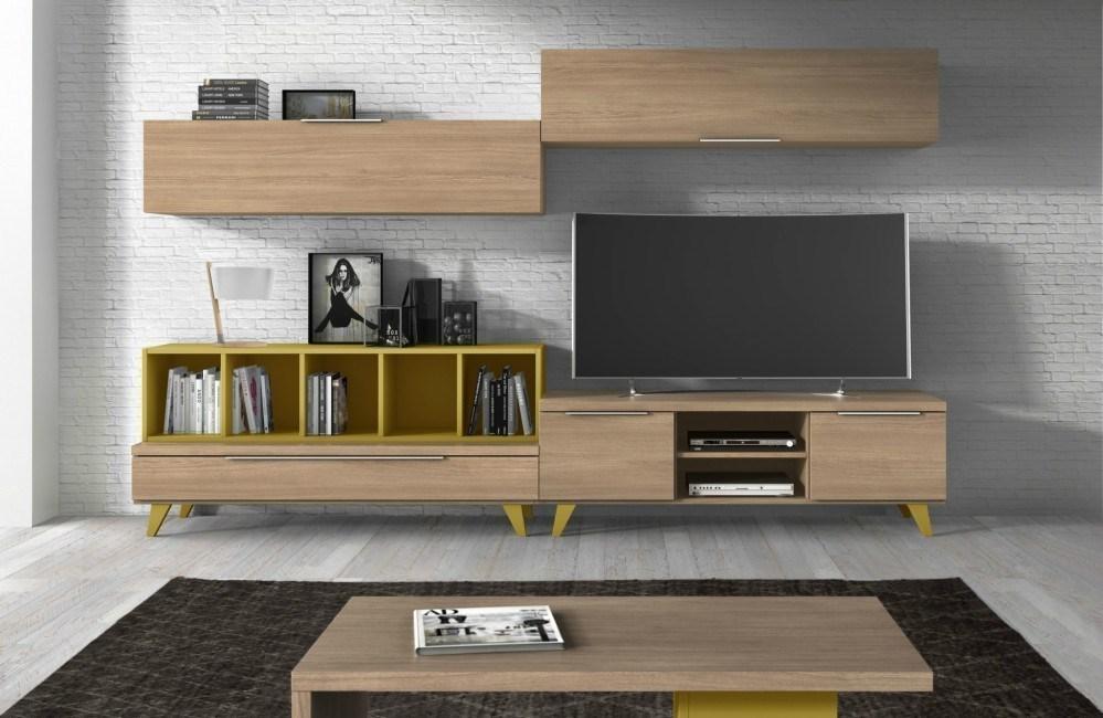Composici n de sal n 530cmu4007 for Murales salon modernos
