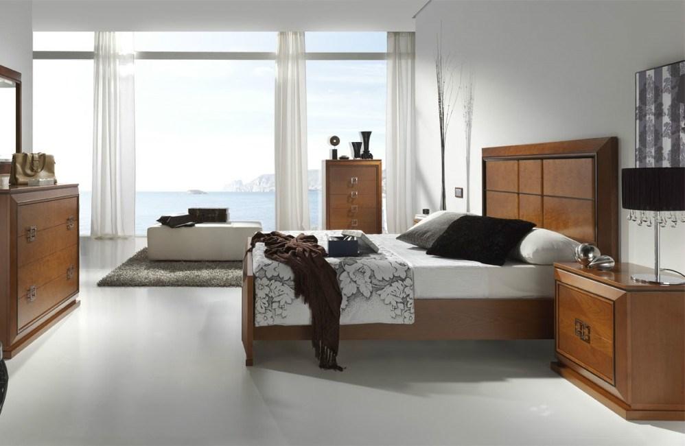 Dormitorio matrimonio Mar