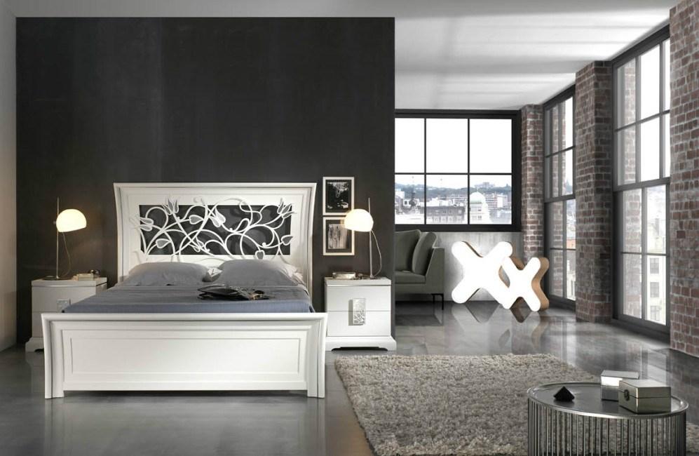 Dormitorio matrimonio nicol for Dormitorios contemporaneos