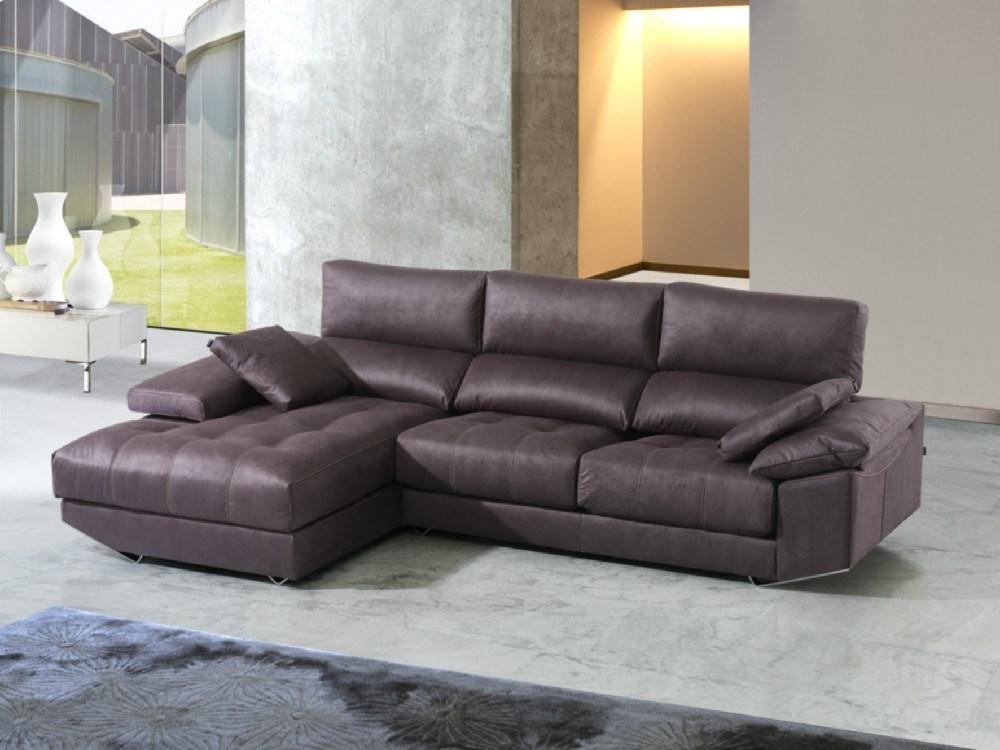 sofa chaiselongue zeus en diferentes medidas y telas a elegir. Black Bedroom Furniture Sets. Home Design Ideas