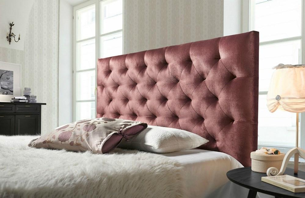Cabecero tapizado ingli - Tapizar cabezal cama ...