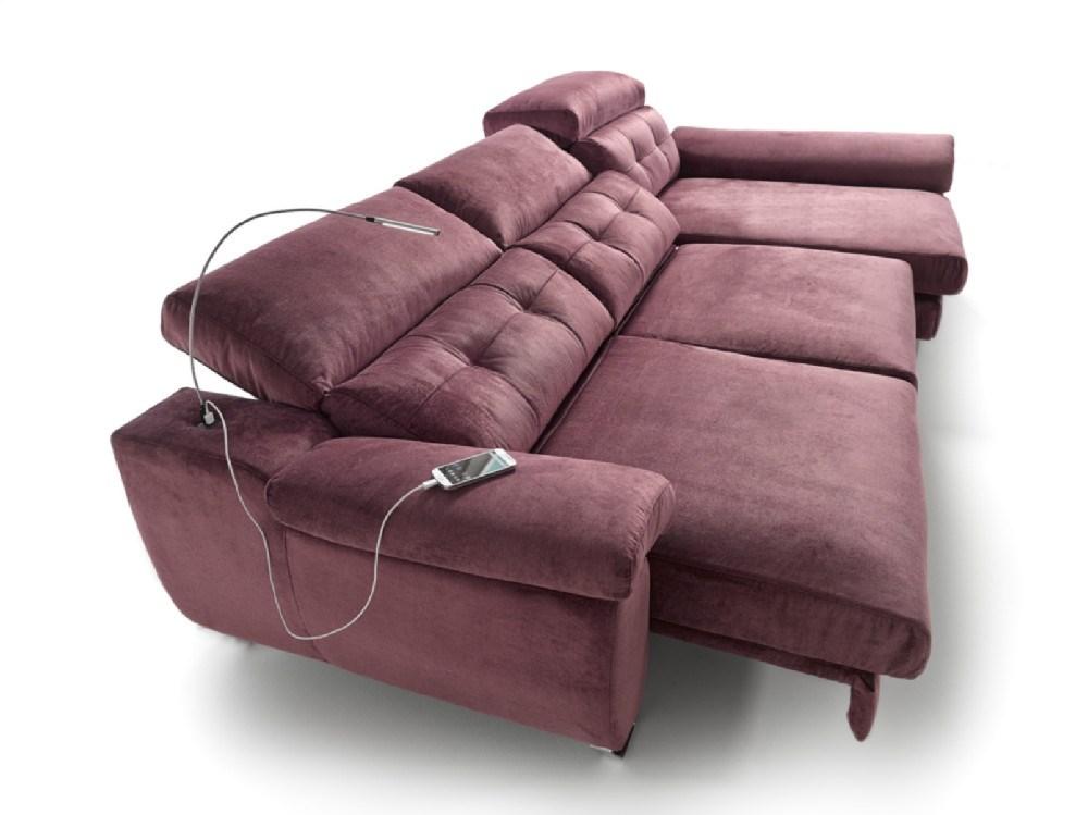 Sofa Chaiselongue Game en diferentes medidas y telas a elegir