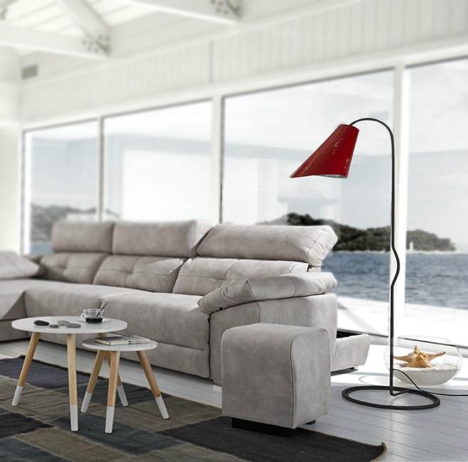 Sofa Chaiselongue Memory en diferentes medidas y telas a elegir